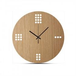 Reloj para pared corte Cnc 1