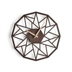 Reloj para pared corte Cnc 2